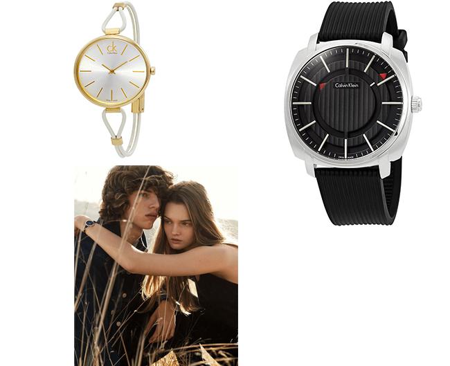 CK Calvin Klein horloges
