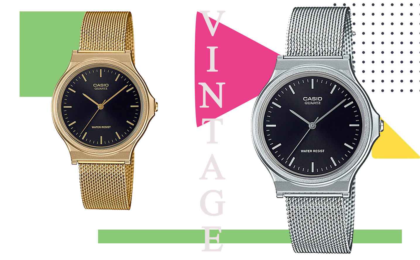 Horloges Casio