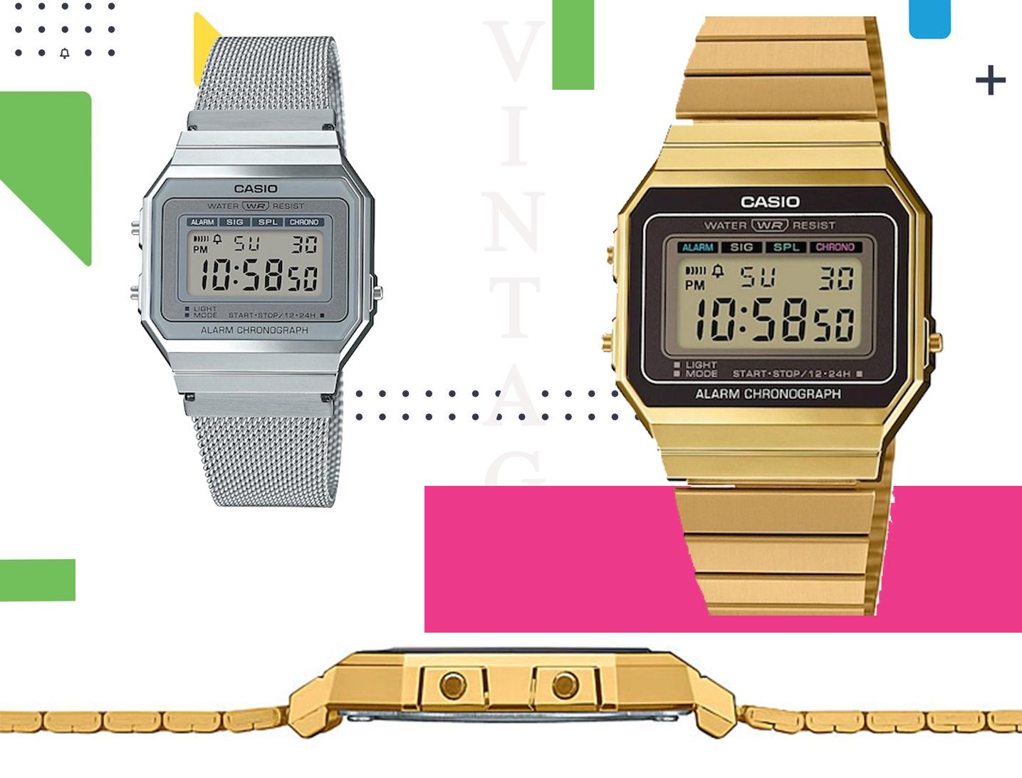 Casio bestsellers horloges
