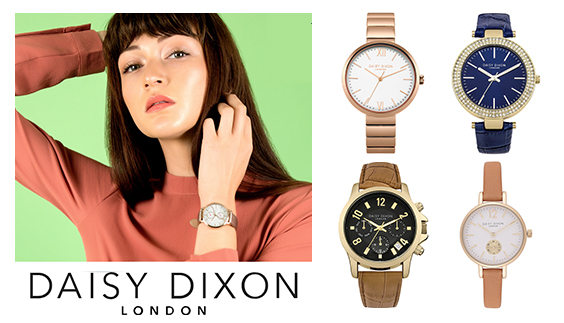 Daisy Dixon horloges