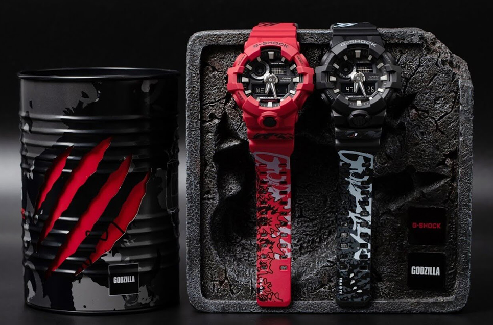 Casio G-SHOCK horloges