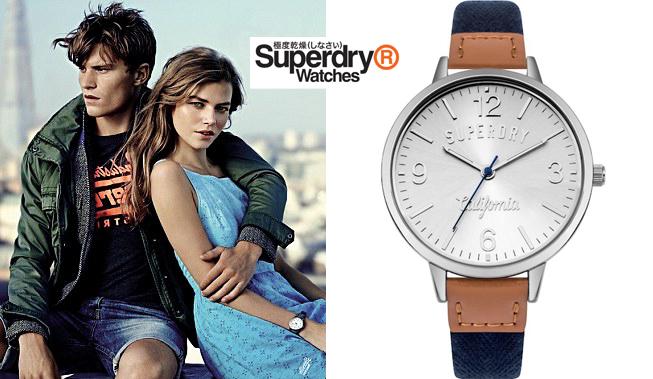 Superdry horloges