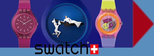 Swatch horloges