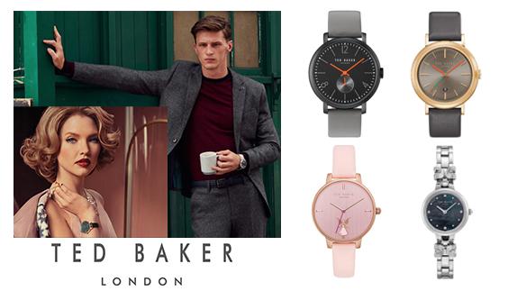 Ted Baker horloges