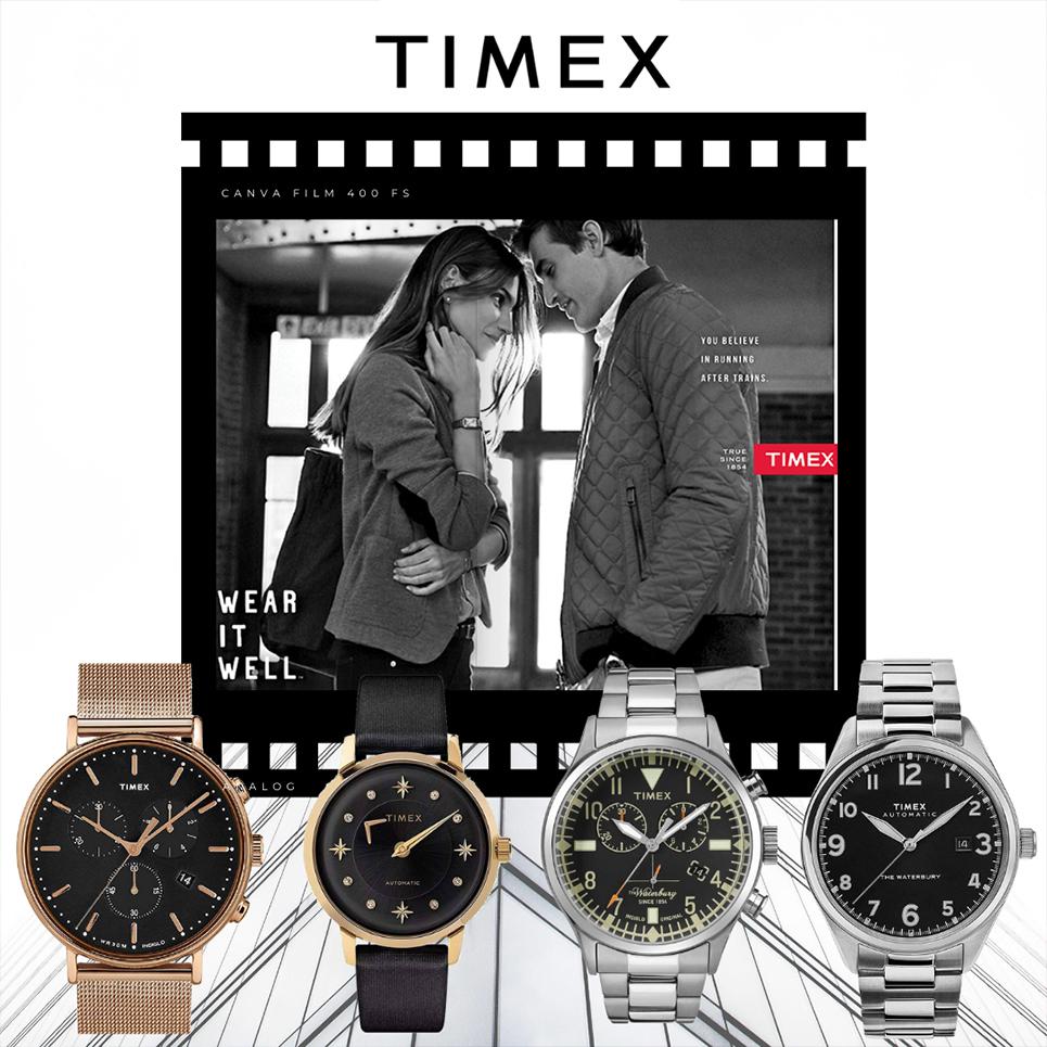 TIMEX horloges