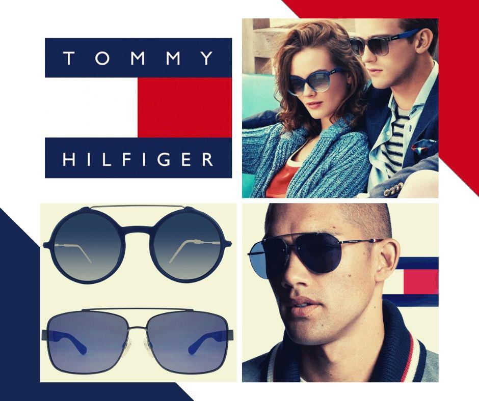 Tommy Hilfiger zonnebrillen