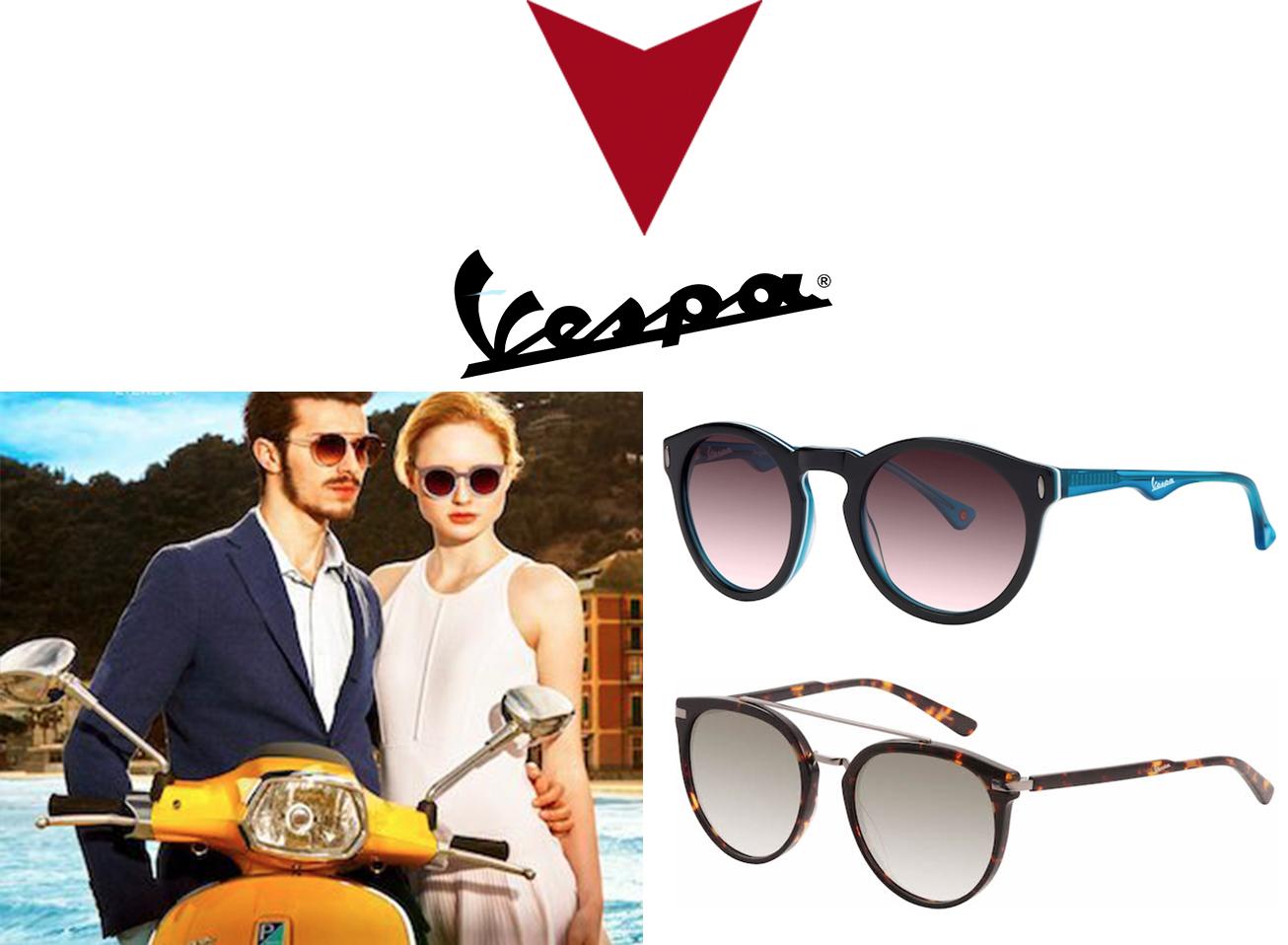 VESPA zonnebrillen