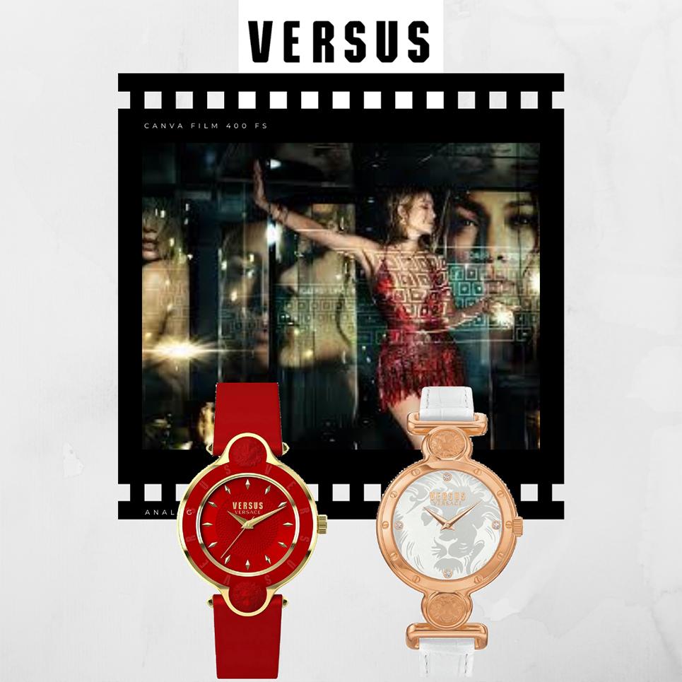 VERSUS VERSACE horloges