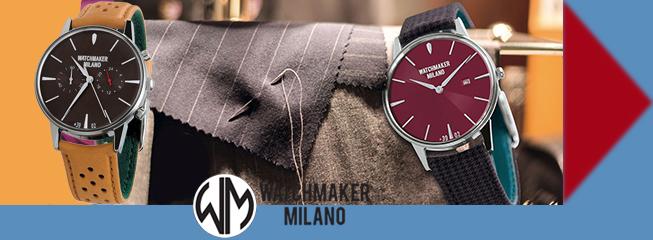 Watchmaker Milano horloges