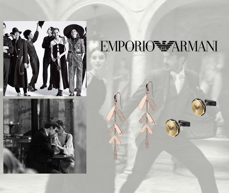 Sieraden Emporio Armani