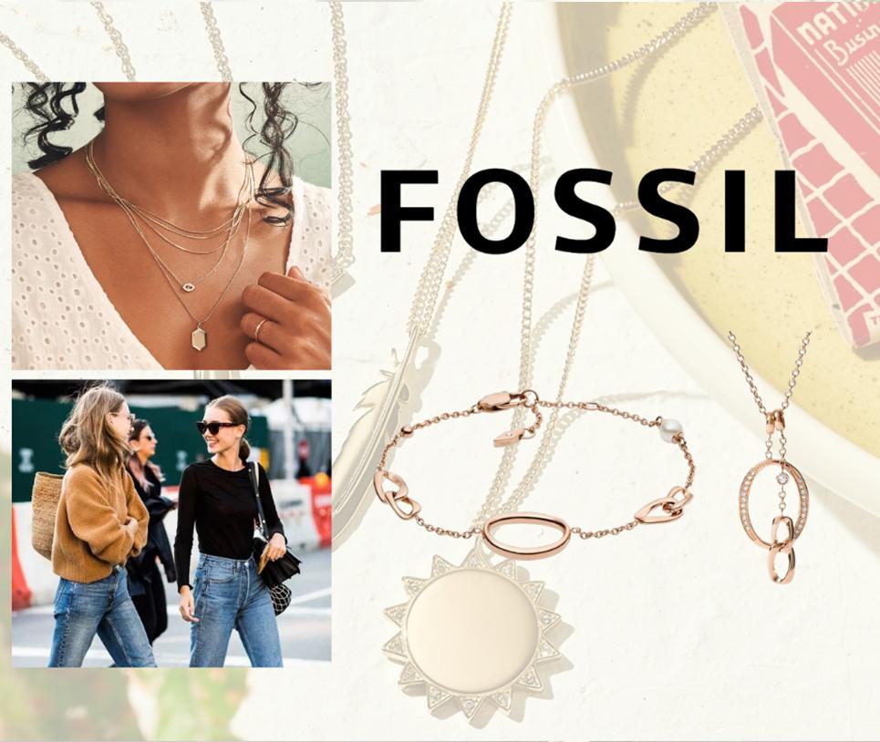 Sieraden Fossil